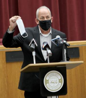 Rapid City Council to consider two mask ordinances at special meeting Monday