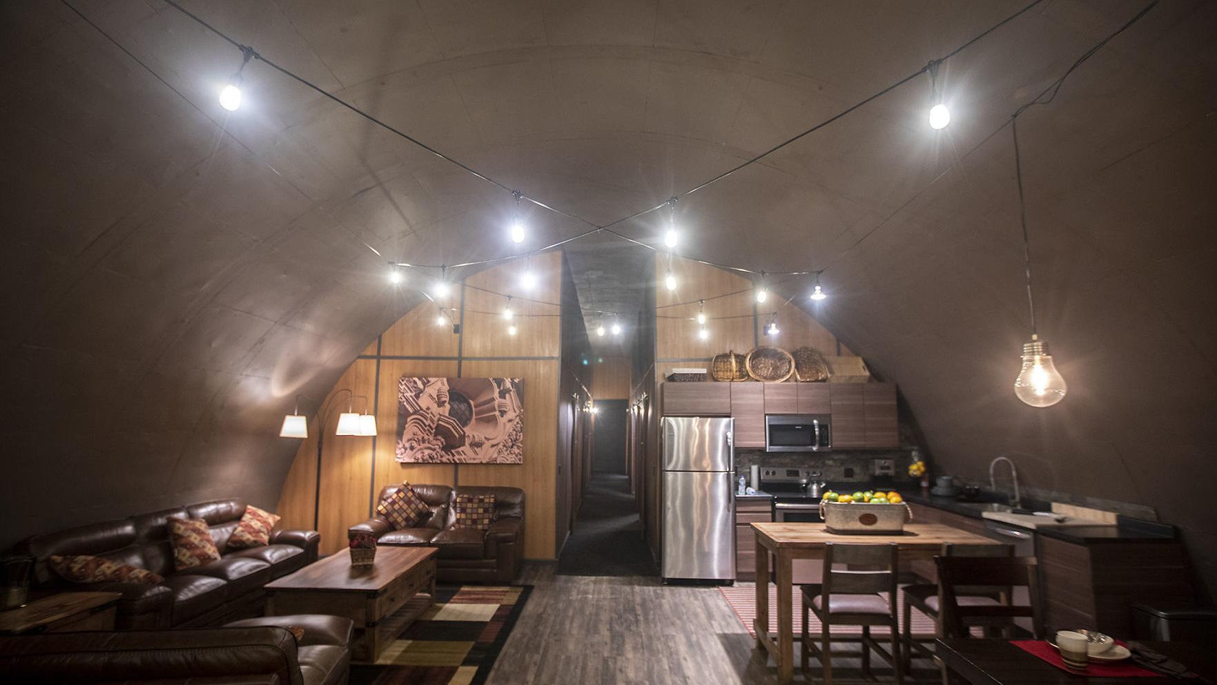 Sd Survival Complex Now Has Showroom Bunker Local