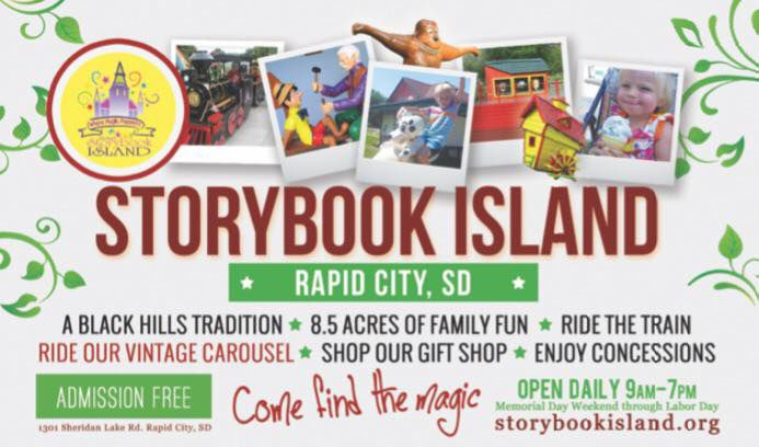 Storybook Island Rapid City