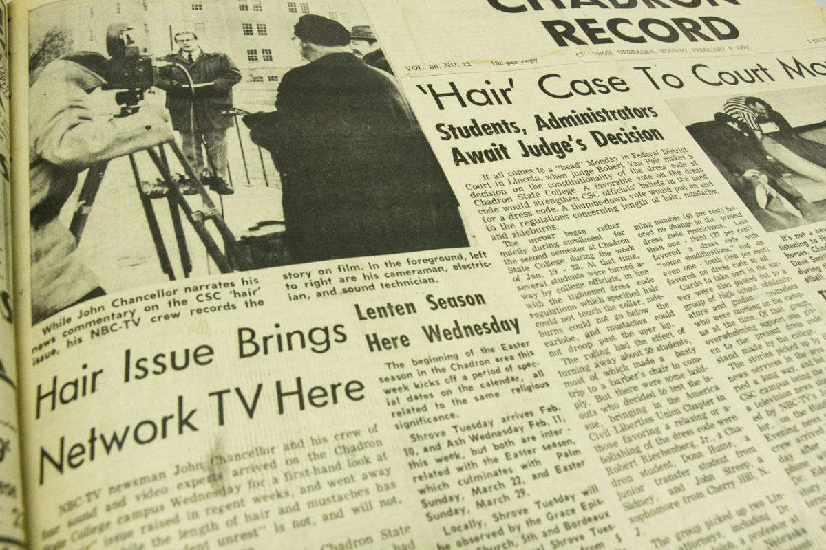 The Chadron Record - February 9, 1970