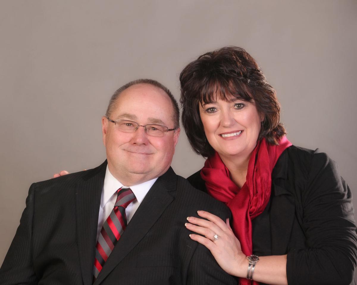 Russ and Lori Rearick