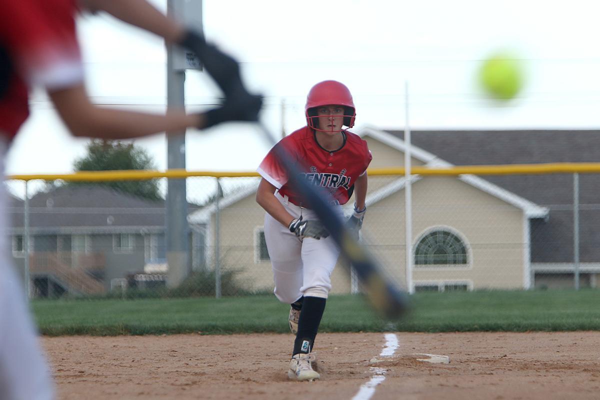 Stevens-Central softball