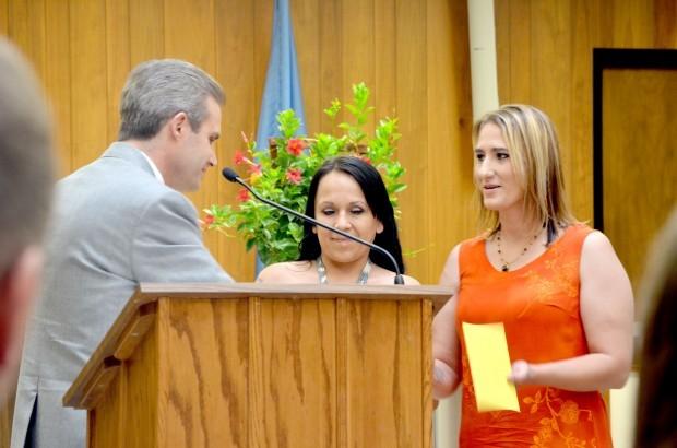 Drug Court: Brandi Monroe and Terri Roden