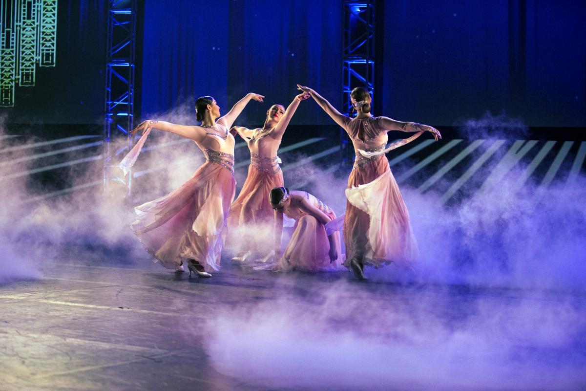 Brigham Young University Dance Company