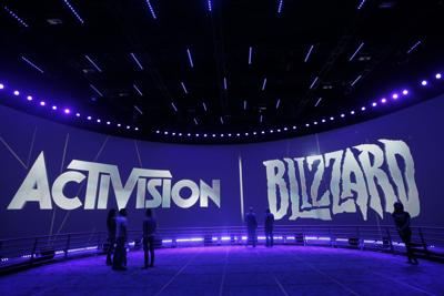 Activision Work Environment