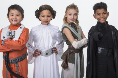 Kids Can Now Get A Princess Leia Makeover On A Disney Cruise