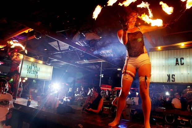 Gallery Full throttle saloon pictures