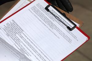 City verifies petition signatures for arena vote