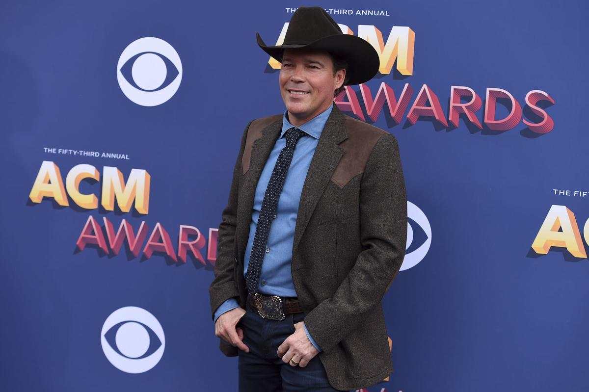 53rd Annual Academy Of Country Music Awards - Arrivals