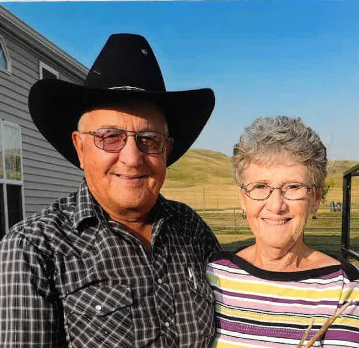 Lester and Joann Pearson