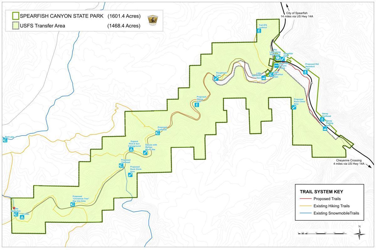 Spearfish Canyon Proposal