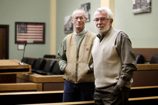 Restored Courtroom A Vision Of Past Grandeur Local