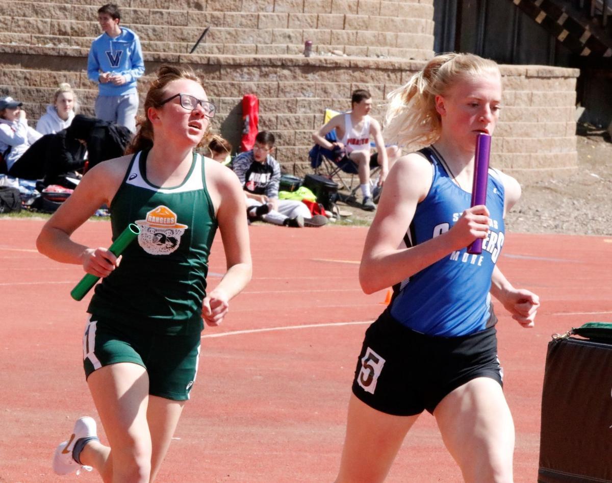 Adrian-Cooper relay in Pierre