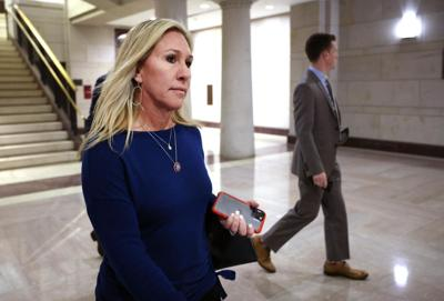 Twitter temporarily suspends Rep. Marjorie Taylor Greene for vaccine misinformation