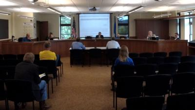 Meade County Commissioners Meeting