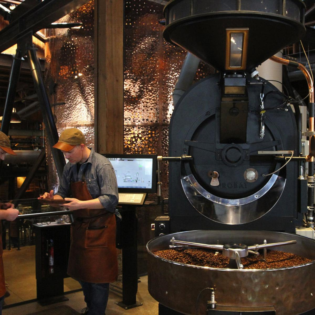 Asian Kitchen Le Havre starbucks gets the scoop on world's top coffee beans