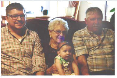 Hale four generations
