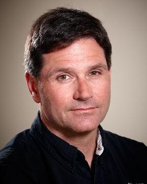 Kevin Forrester head shot