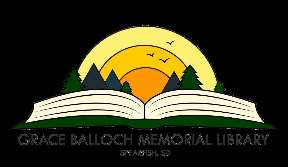 Grace Balloch Memorial Library Logo