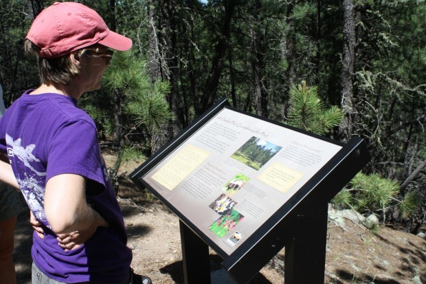 Badger Hole hike