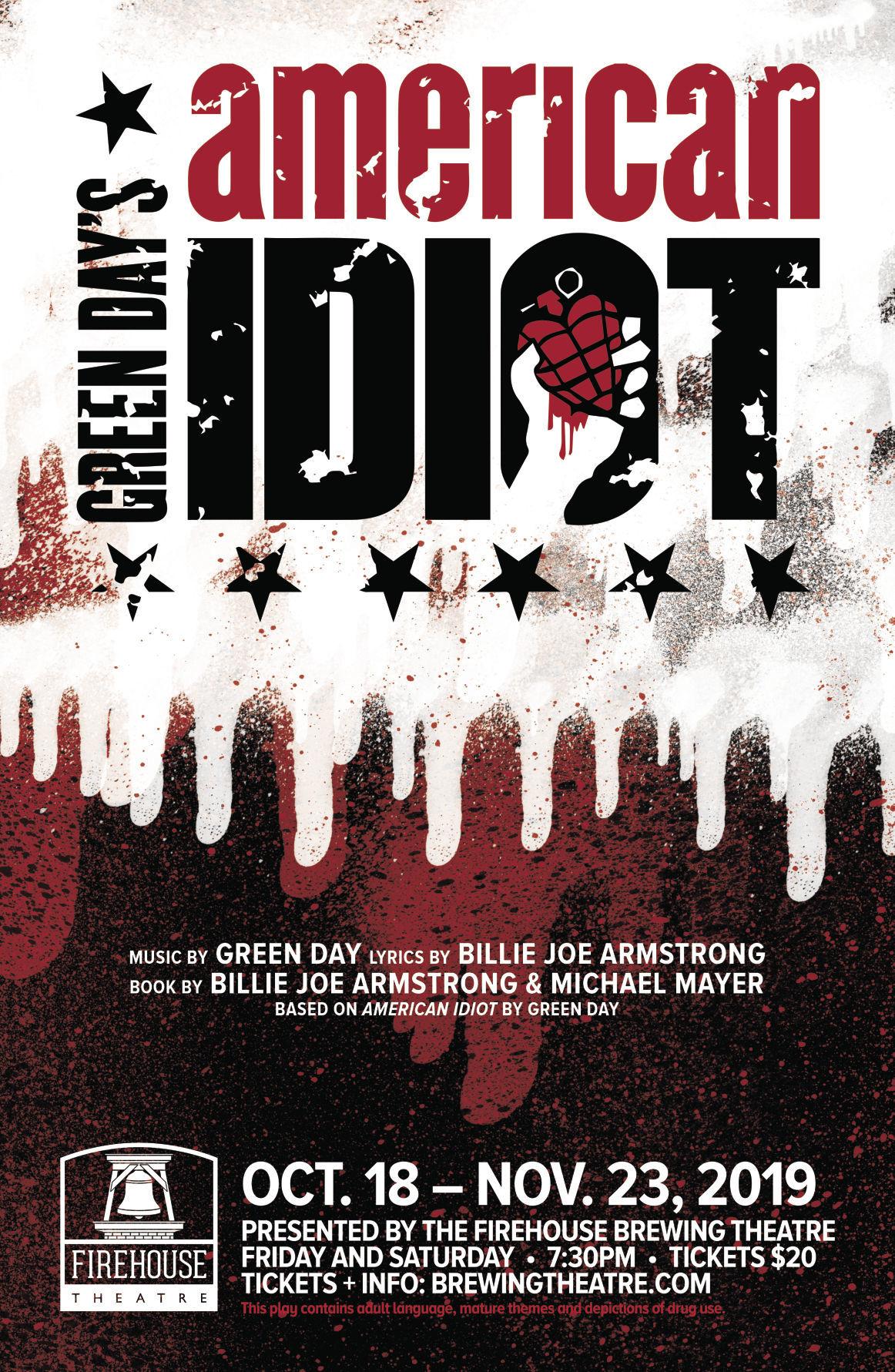 American Idiot - 11 x 17 Poster.jpg