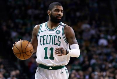 Celtics Irving Basketball