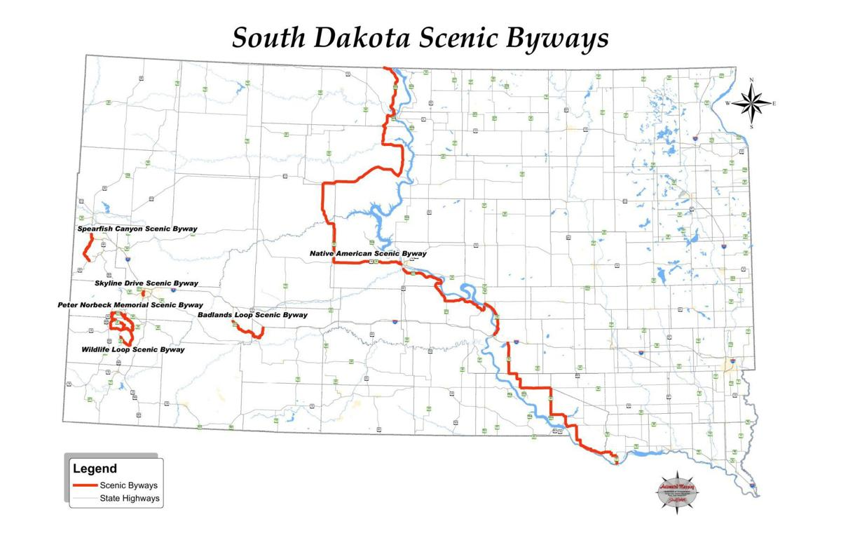 South Dakota Scenic Byways