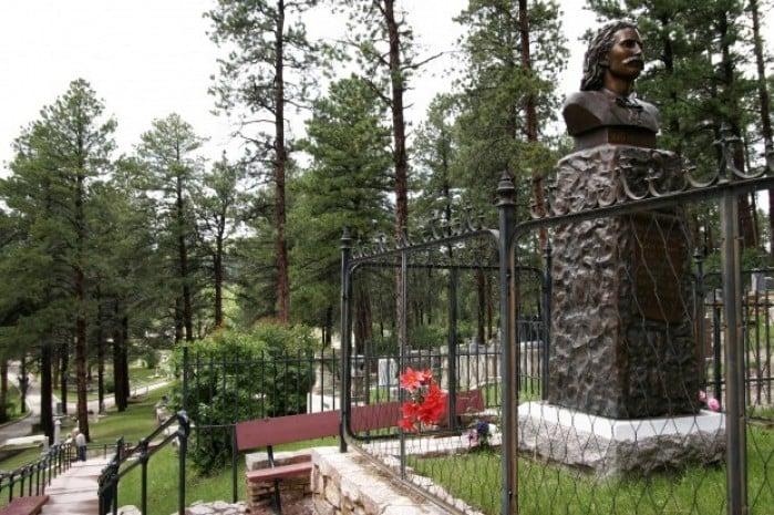 South Dakota S Great Places Mount Moriah Cemetery Black