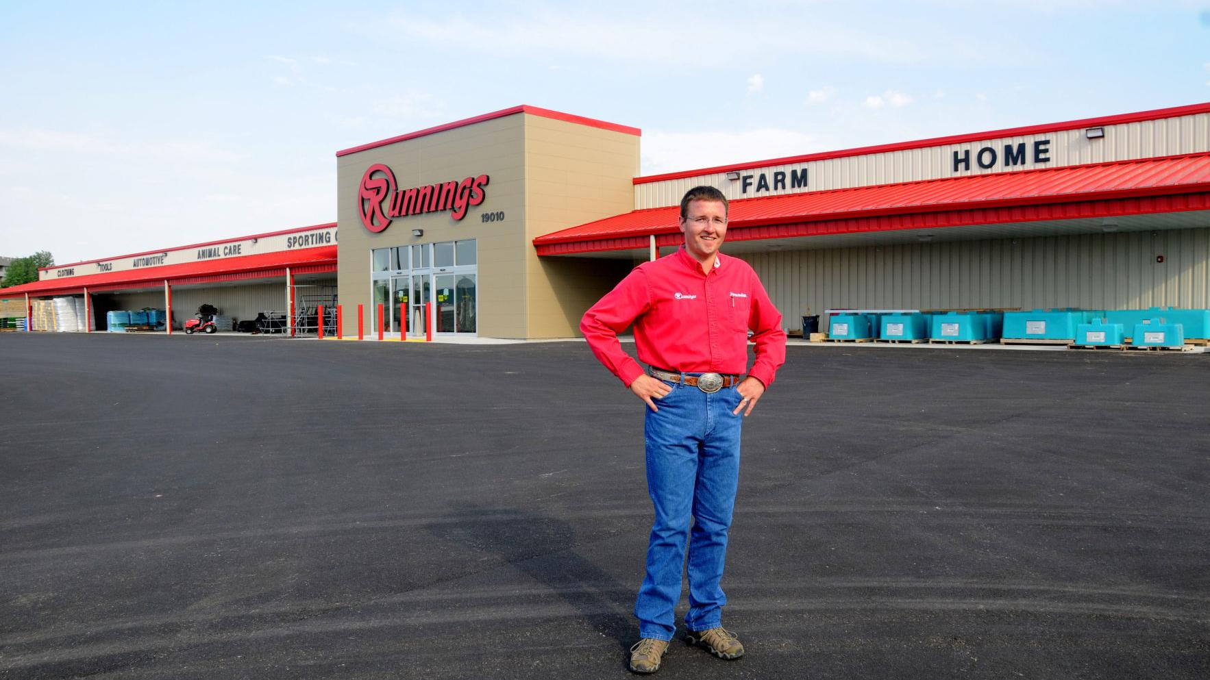 New Runnings Store Opens In Belle Fourche Belle Fourche Rapidcityjournal Com