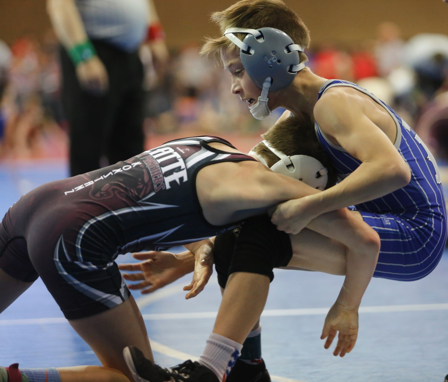 State AAU Tournament Crowns Champions On Day One