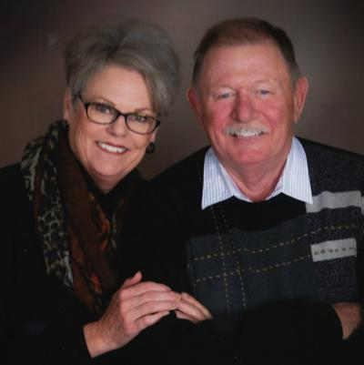 Joann and Darald McElroy