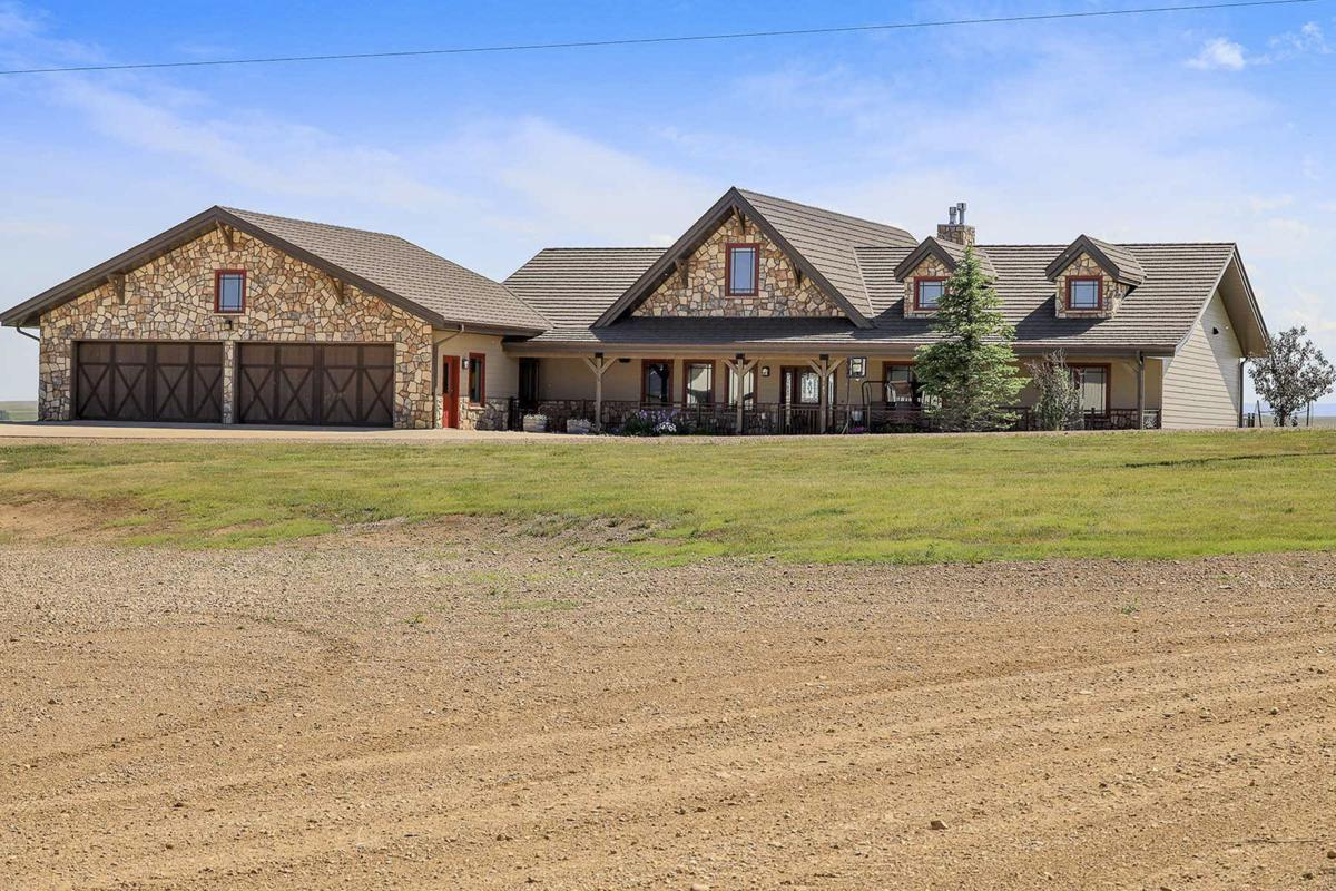 Bismarck Ranch house
