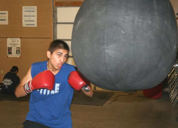 Youth Boxing Rapid City Heads To National Silver