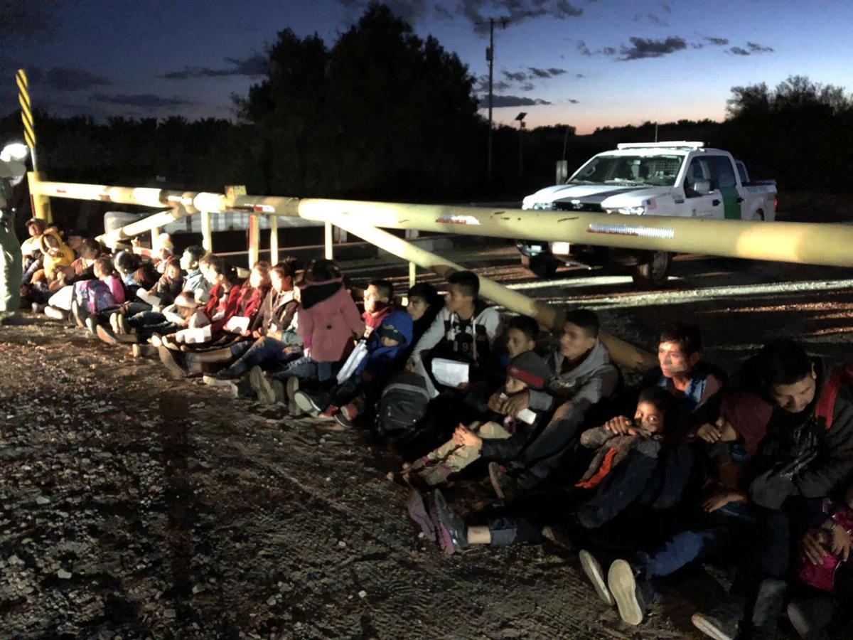 Border crossers