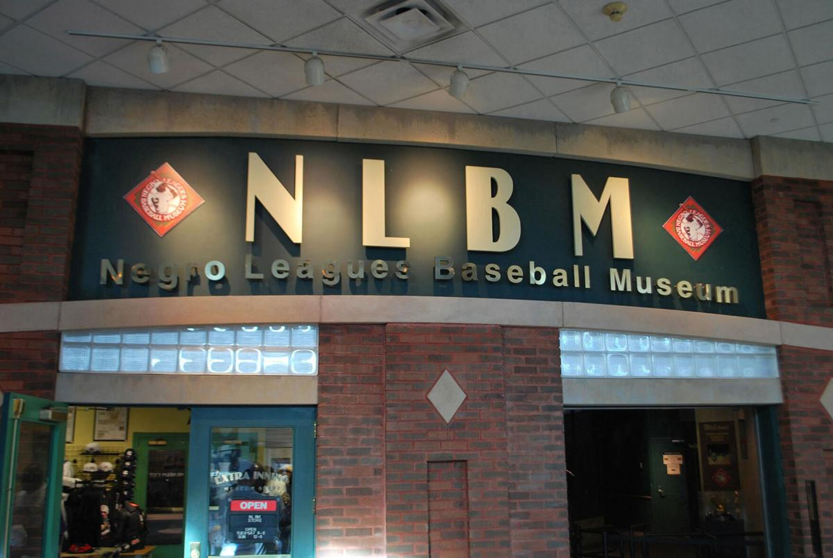 The Negro Leagues Baseball Museum in Kansas City, Mo., is dedicated to preserving the history of African American baseball, when black players were prohibited from joining the major league teams.