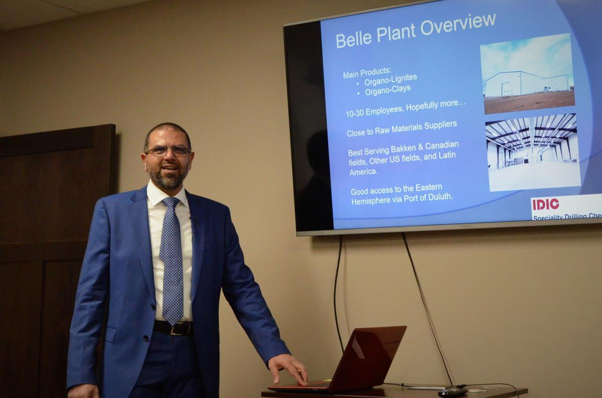 Belle Fourche to be home to plant producing oil and gas well