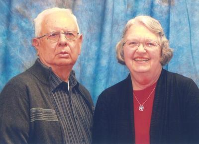 Tom and Joyce Bowman