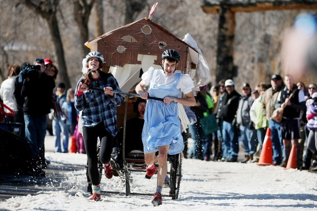 Outhouse Races Saturday At Nemo Sturgis
