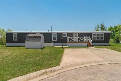 2 Bedroom Home in Rapid City - $62,000