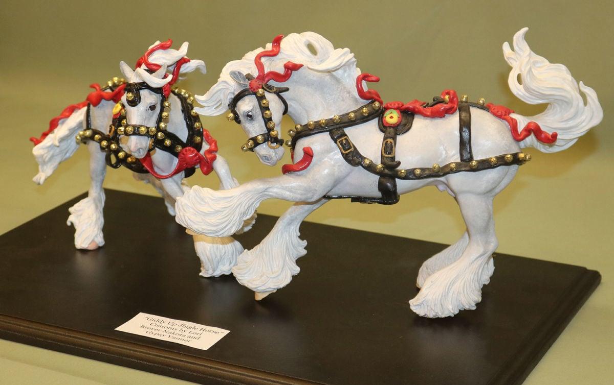 Horse Crazy Artists Showcase Their Work News Rapidcityjournal Com