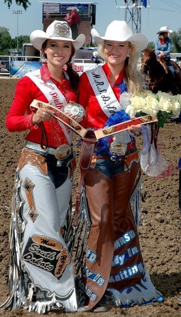 Miss Rodeo Celebrates 50 Years With The Roundup Belle