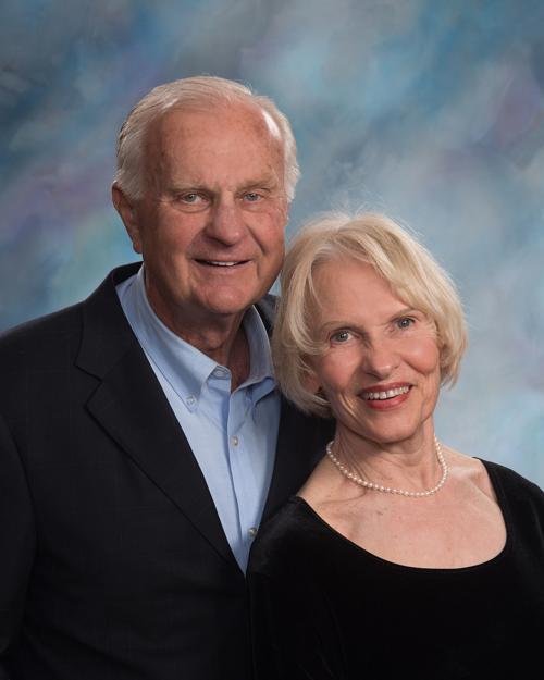 Ken and Liz Benusis