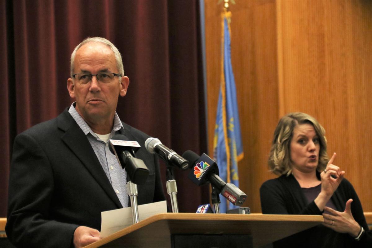 Mayor Steve Allender
