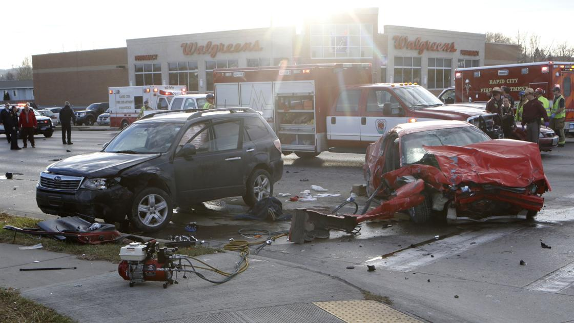 Rapid City Car Crash
