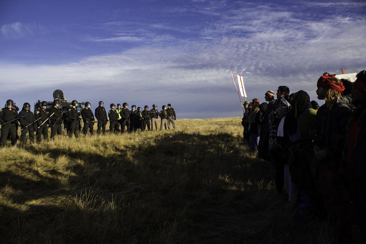 pipeline standoff