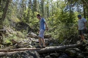 Official trail proposed for Devil's Bathtub
