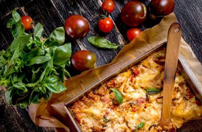 Recipe of the Day: Lasagna for Busy Weeknights
