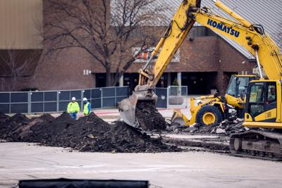 Construction Begins on Rushmore Plaza Civic Center