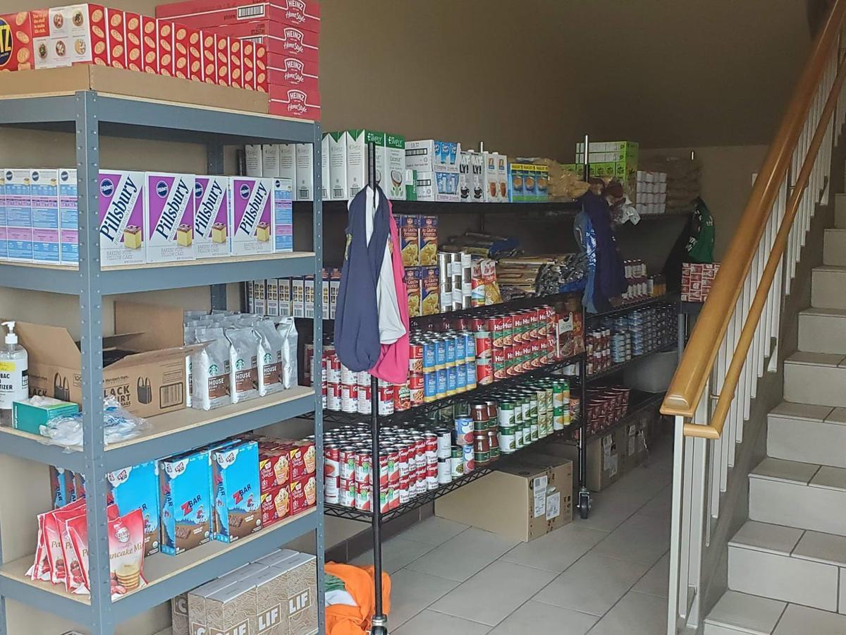 BHSU-RC food pantry