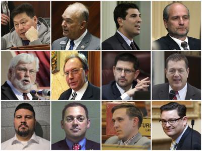 Sexual Misconduct State Legislatures Glance
